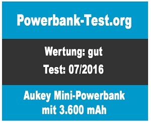 Aukey-Mini-Powerbank-3600mAh-Testurteil