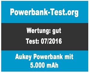 Aukey-Powerbank-5000mAh-Testurteil