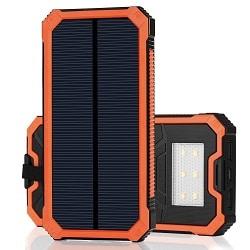 Solar-Powerbank-15000mAh-Test