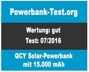 Solar-Powerbank-15000mAh-Testurteil